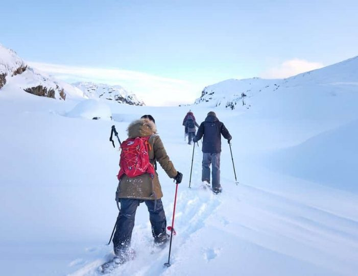 Snowshoe Winter Hike Sisimiut - Guide to Greenland6