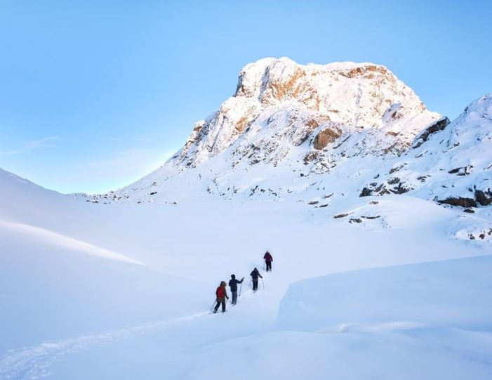 Snowshoe Winter Hike Sisimiut - Guide to Greenland7