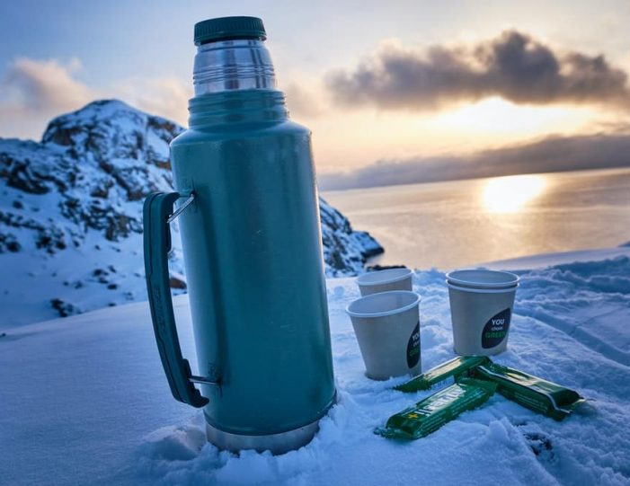 Snowshoe Winter Hike Sisimiut - Guide to Greenland8