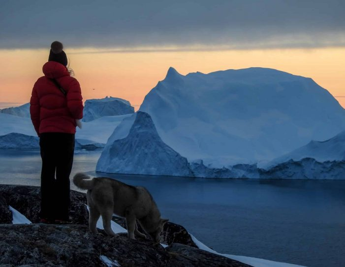 Snowshoe_hike_Express_To_Ilulissat_Icefjord_Disko_Bay_Guide to Greenland1