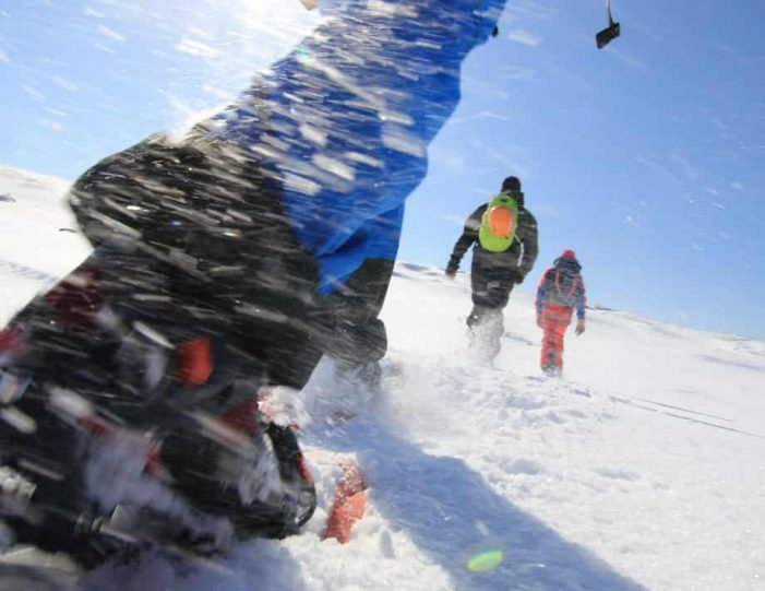 Snowshoe_hike_Express_To_Ilulissat_Icefjord_Disko_Bay_Guide to Greenland6