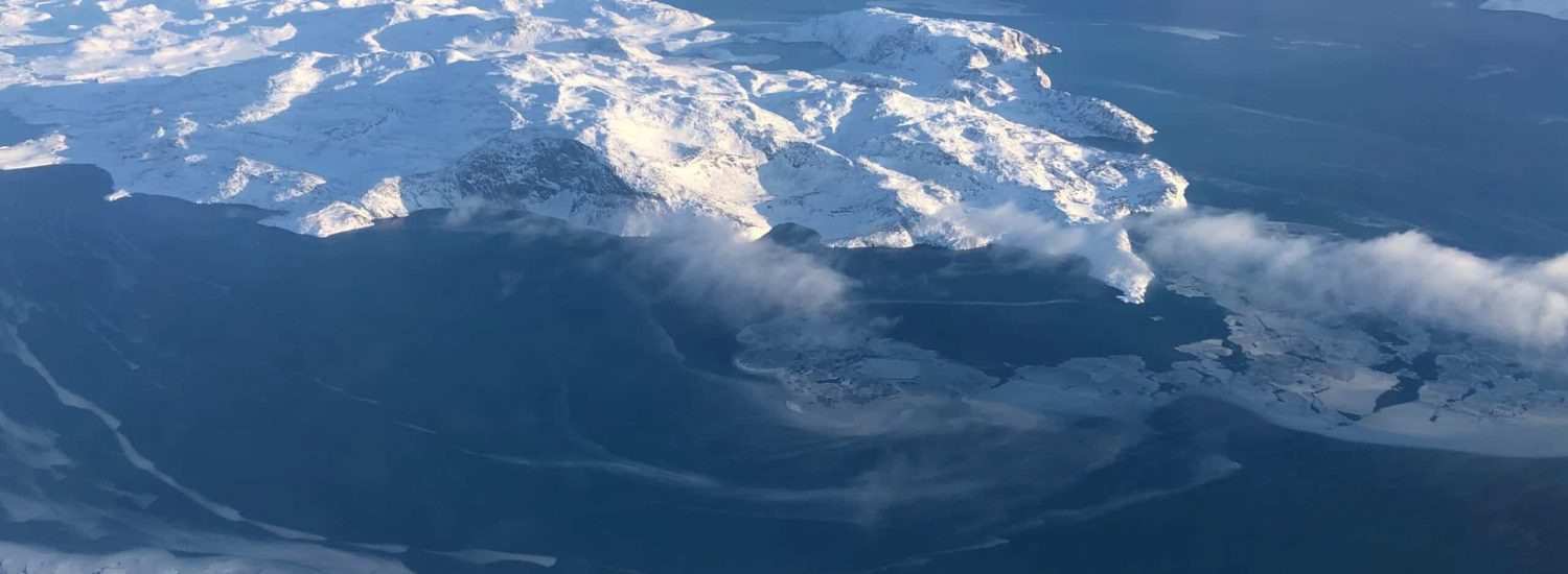 The most beautiful flight to Nuuk - Guide to Greenland1