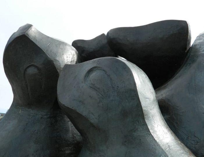 Town Walk – Sculptures and Myths | Nuuk - Guide to Greenland1