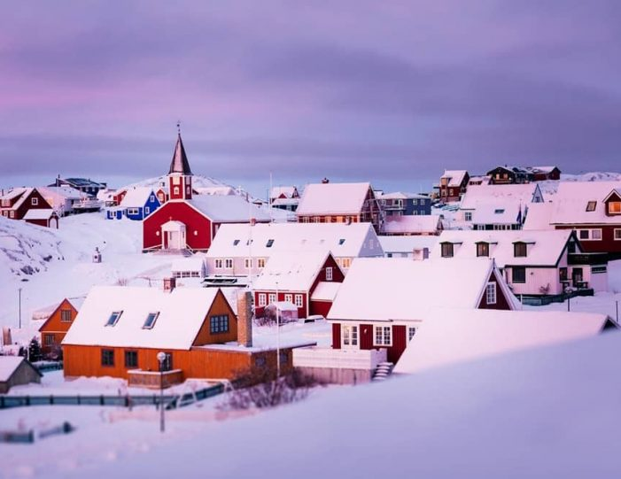 Town Walk – Sculptures and Myths | Nuuk - Guide to Greenland10