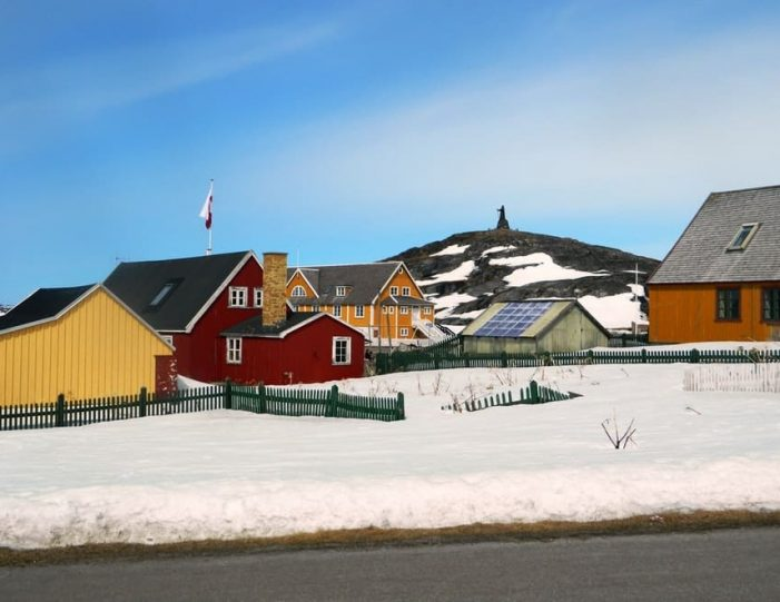 Town Walk – Sculptures and Myths | Nuuk - Guide to Greenland11