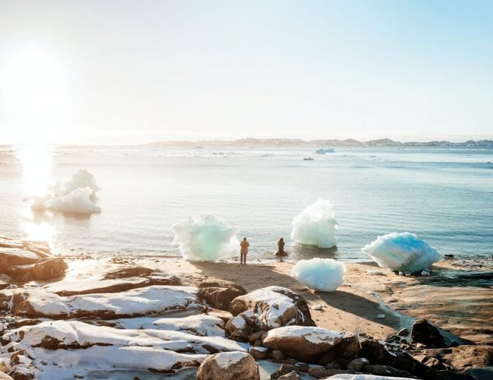 Town Walk – Sculptures and Myths | Nuuk - Guide to Greenland4