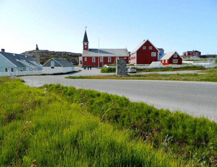 Town Walk – Sculptures and Myths | Nuuk - Guide to Greenland5