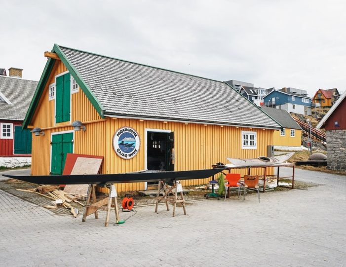 Town Walk – Sculptures and Myths | Nuuk - Guide to Greenland6