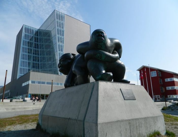 Town Walk – Sculptures and Myths | Nuuk - Guide to Greenland7