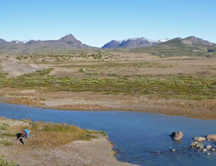 Trekking to Iceberg Lake   Kangerlussuaq - Guide to Greenland15