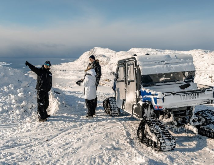 Winter Safari Sisimiut - Guide to Greenland6