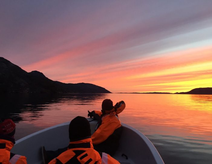 boat-charter-on-p550-nuuk - Guide to Greenland5