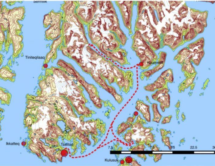 boat-tour-to-apusiaajik-glacier-kuummiit-settlement-east-greenland - Guide to Greenland3