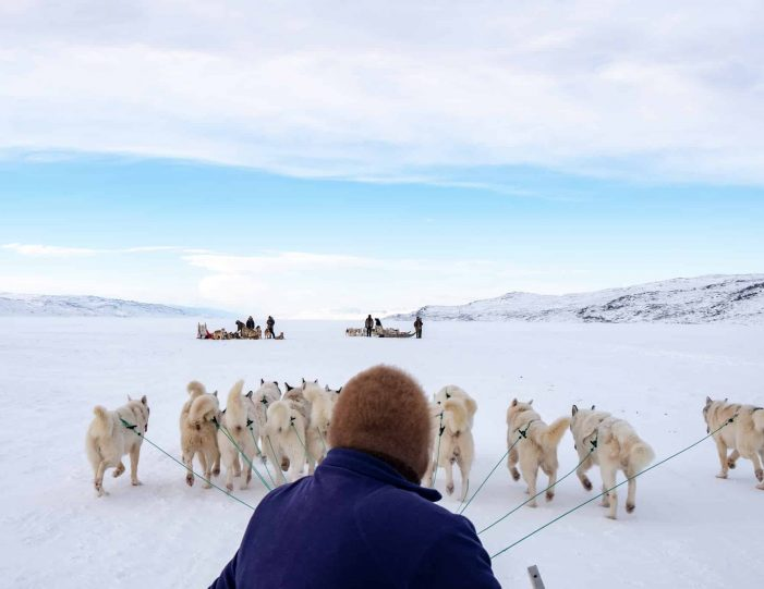 dog-sledding-expedition-kangerlussuaq-to-sisimiut-west-greenland - Guide to Greenland1