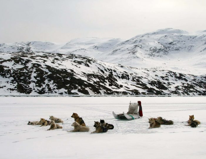 dog-sledding-expedition-kangerlussuaq-to-sisimiut-west-greenland - Guide to Greenland8