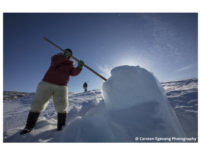 dogsled-expedition-hunting-and-fishing-on-sea-ice-uummannaq-north-greenland-Guide to Greenland7
