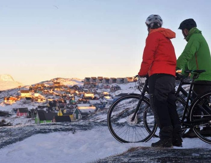 ent-a-bike-nuuk-west-greenland - Guide to Greenland1