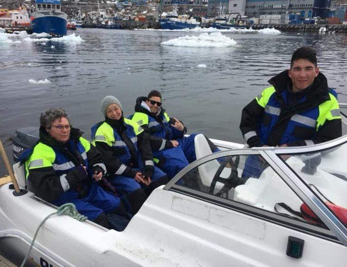eqi-glacier-boat-tour-ilulissat-disko-bay- Guide to Greenland7