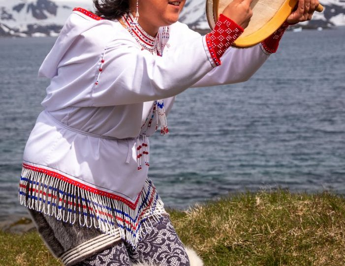 experience-traditional-inuit-drum-dancing-tasiilaq-east-greenland - Guide to Greenland1