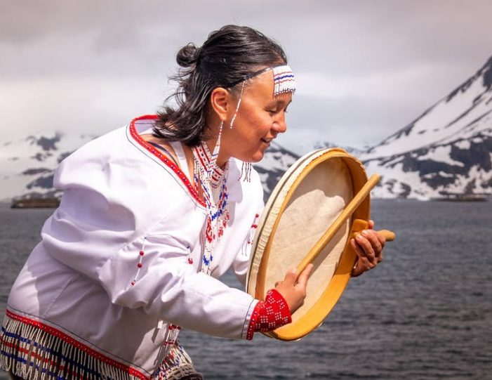 experience-traditional-inuit-drum-dancing-tasiilaq-east-greenland - Guide to Greenland2
