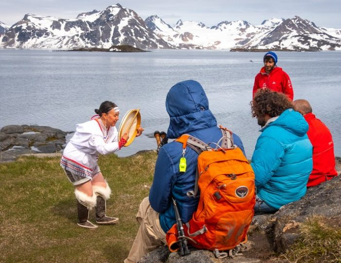experience-traditional-inuit-drum-dancing-tasiilaq-east-greenland - Guide to Greenland3