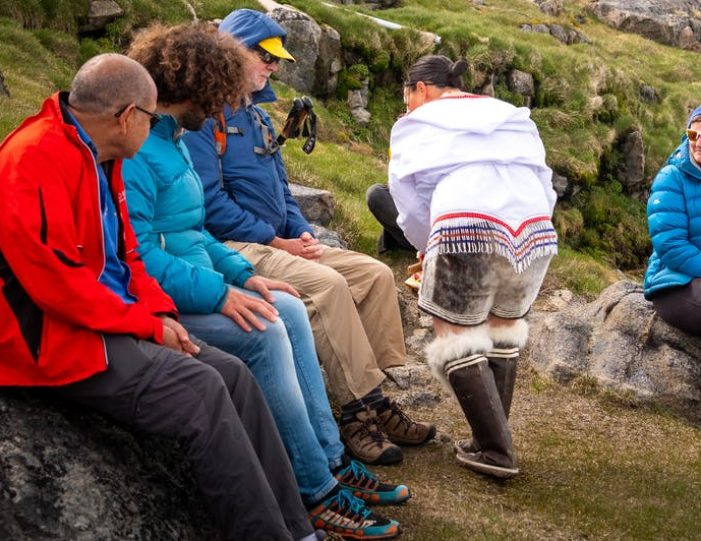 experience-traditional-inuit-drum-dancing-tasiilaq-east-greenland - Guide to Greenland4