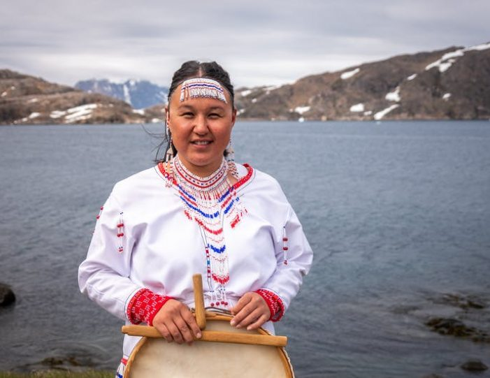 experience-traditional-inuit-drum-dancing-tasiilaq-east-greenland - Guide to Greenland5