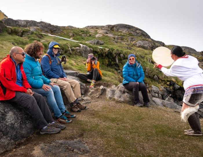 experience-traditional-inuit-drum-dancing-tasiilaq-east-greenland - Guide to Greenland7