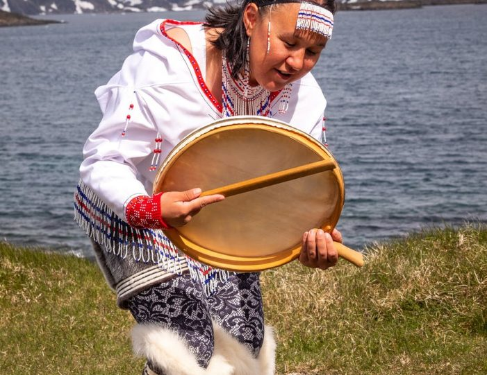 experience-traditional-inuit-drum-dancing-tasiilaq-east-greenland - Guide to Greenland8