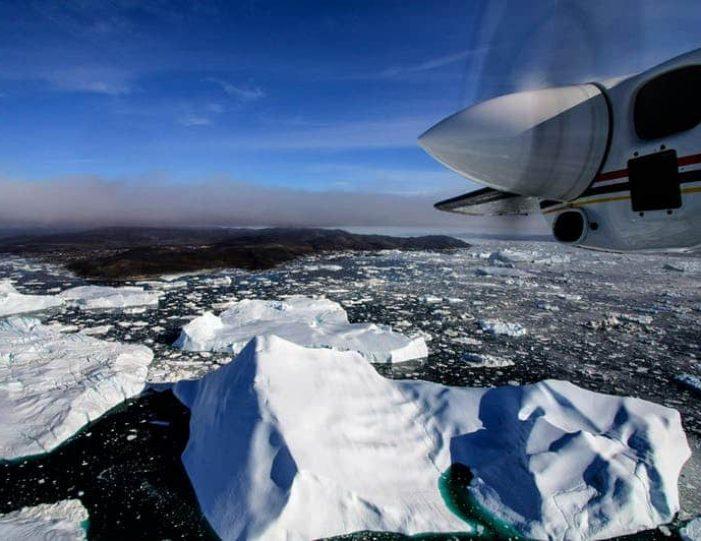 glacier-icefjord-flightseeing-ilulissat-disko-bay - Guide to Greenland8