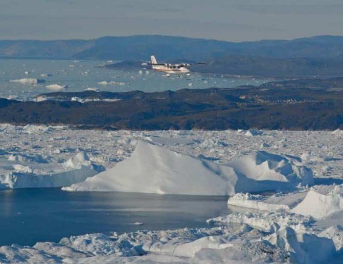 glacier-icefjord-flightseeing-ilulissat-disko-bay - Guide to Greenland9