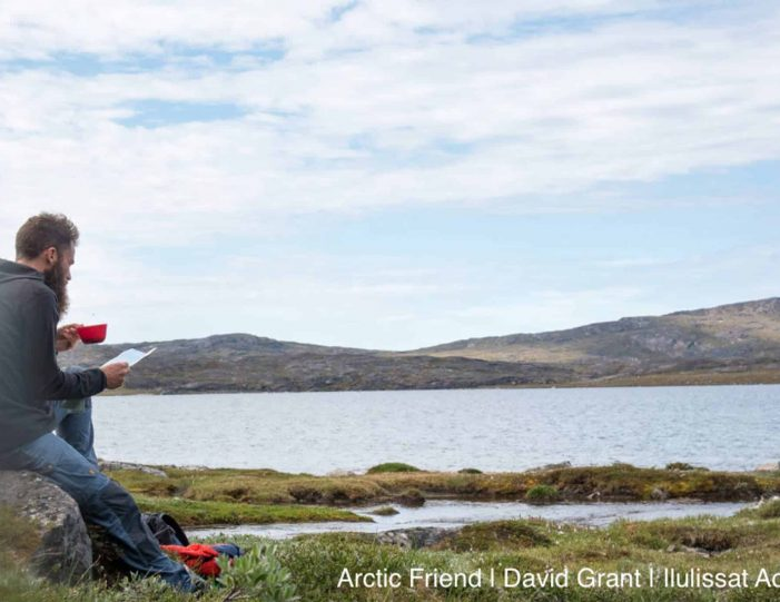 guided-settlement-tour-wilderness-hike-waterfalls-and-arctic-tundra-ilulissat-Guide to Greenland5