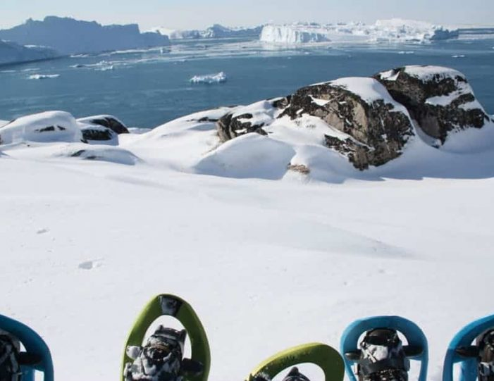icefjord-snowshoe-hike-ilulissat-disko-bay - Guide to Greenland (4)