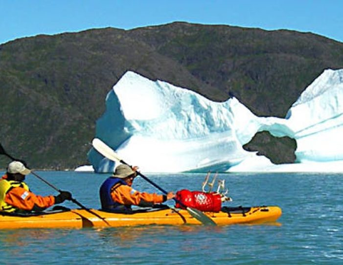 kayak-ice-hike-15-days-south-greenland-Guide to Greenland11