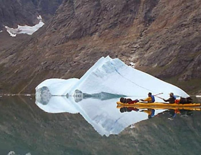 kayak-ice-hike-8-days-south-greenland-Guide to Greenland10