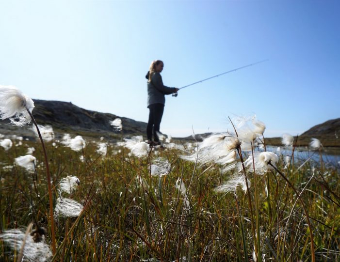 kayaking-arctic-char-fishing-nuuk-west-greenland - Guide to Greenland5