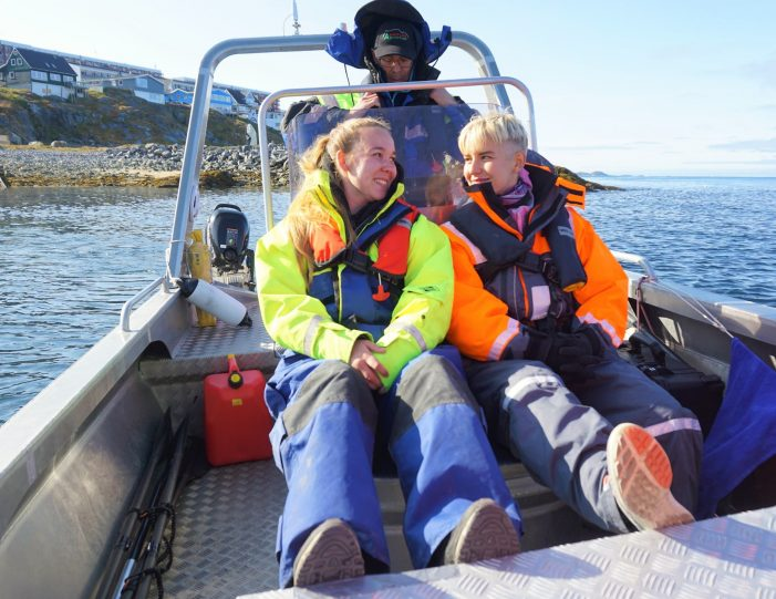 kayaking-arctic-char-fishing-nuuk-west-greenland - Guide to Greenland6