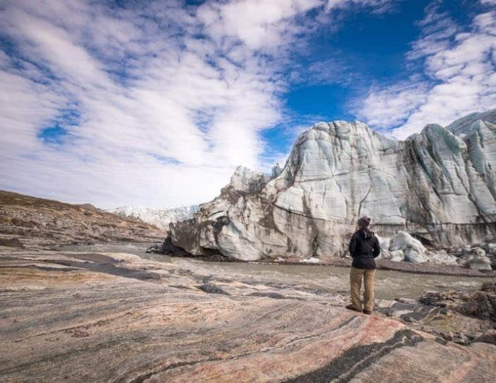 looking-up-at-the-face-of-the-russell-glacier-near-kangerlussuaq-guide-to-greenland