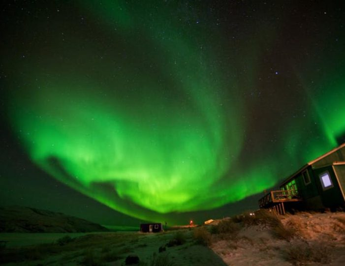 northern-lights-tour-kangerlussuaq-west-greenland - Guide to Greenland (2)