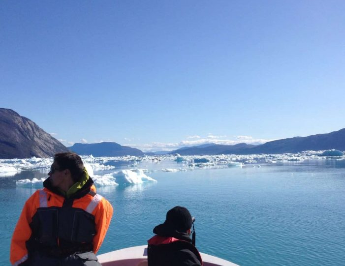 open-boat-glacier-expedition-nuuk-icefjord- Guide to Greenland3