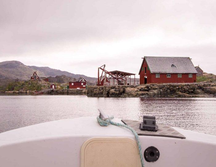 private-sea-safari-in-open-boat-sisimiut - Guide to Greenland3