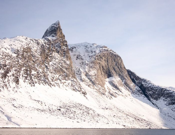 qingaa-the-nose-taken-from-a-nuuk-fjord-tour-in-winter - Guide to Greenland