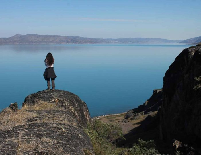 sailing-and-hiking-in-the-kangerlussuaq-fjord-west-greenland - Guide to Greenland1