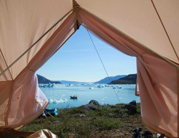sleep-in-the-wilderness-nuuk - Guide to Greenland1