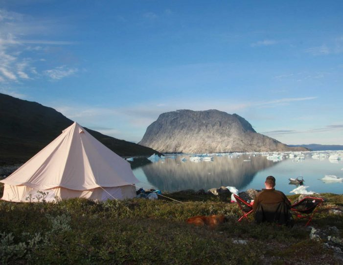 sleep-in-the-wilderness-nuuk - Guide to Greenland12