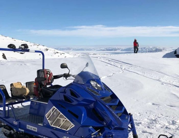 snowmobile-tour-to-small-settlement-ilulissat-Guide to Greenland1