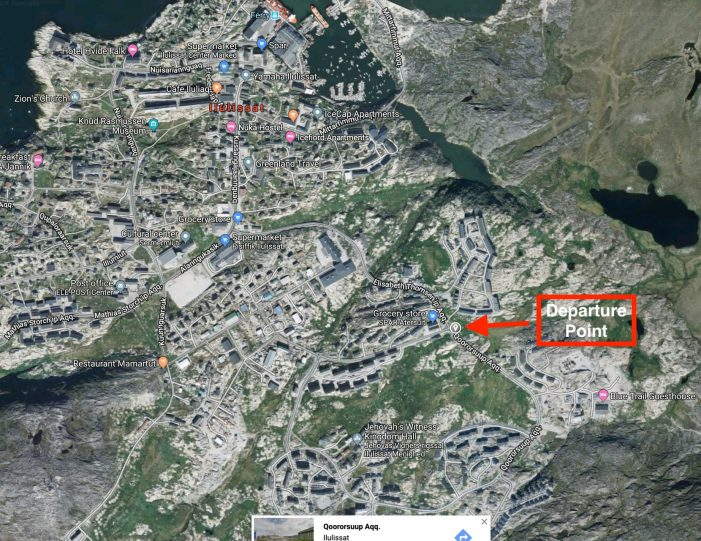 snowmobile-tour-to-small-settlement-ilulissat-Guide to Greenland3