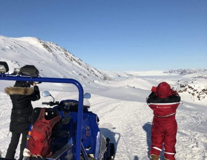 snowmobile-tour-to-small-settlement-ilulissat-Guide to Greenland4