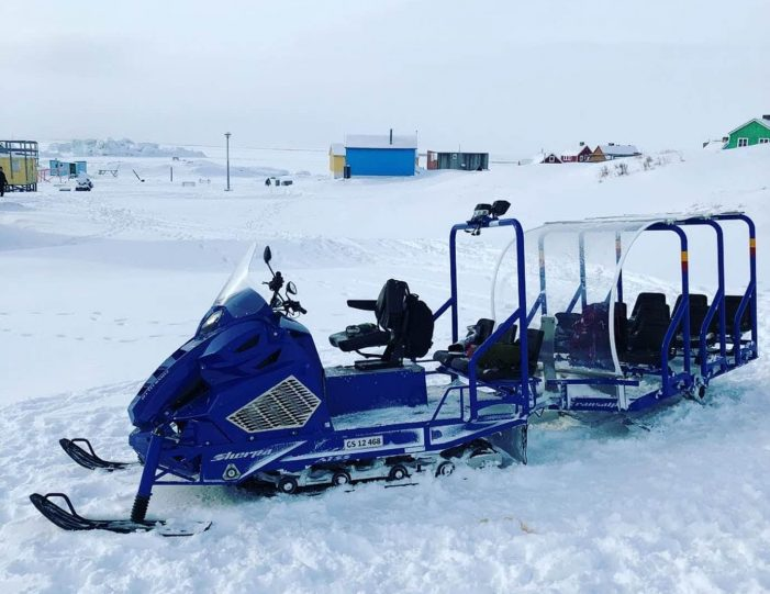 snowmobile-tour-to-small-settlement-ilulissat-Guide to Greenland6