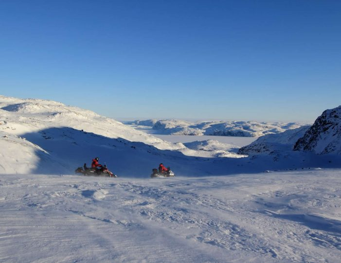 snowmobile_ride_ ilulissat_disko_bay_Guide to Greenland6
